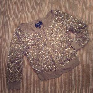 Glam sparkle Cardigan
